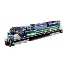 EMD SD70ACe-T4 Locomotive ?Progress Rail? (Blue & Green)