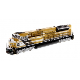 "EMD SD70ACe-T4 Locomotive ""Progress Rail"" (Yellow & Black)"