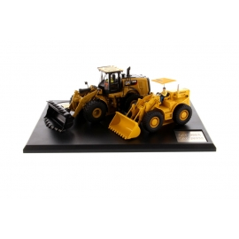 Cat® 966A Wheel Loader & 966M Wheel Loader