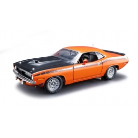 Plymouth Barracuda AAR (1970) Vitamin C Orange