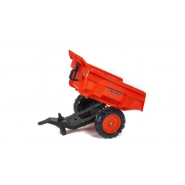 Kubota 2-Wheel Dumper Trailer