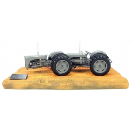 Dual Drive Ferguson TED 40 Tractor