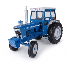 Ford 7600 with Cab