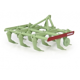 Bomford Superflow Plough (Green)