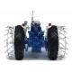 Ford 5000 with Cage Wheels