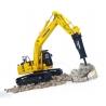 Komatsu PC210LC-10 Hydraulic Crawler Excavator with Breaker