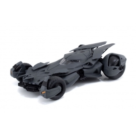 "2016 ""Batman V Superman"" - Batmobile Pre-painted Metal Assembly Kit (Primer Grey)"