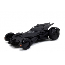 "2016 ""Batman V Superman"" - Batmobile Pre-painted Metal Assembly Kit (Matt Black)"