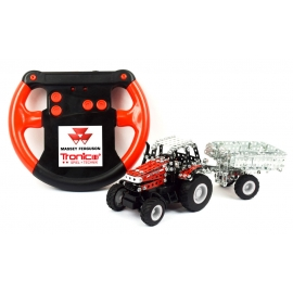 Massey Ferguson 7600 with Trailer - IR Controlled