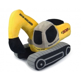 New Holland E305C Excavator Plush Toy