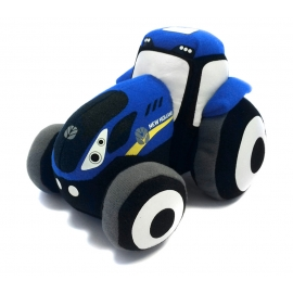 New Holland T7 Tractor Plush Toy (Small)
