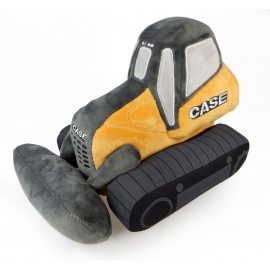 CASE CE Bulldozer Plush Toy
