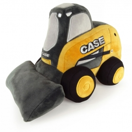 CASE CE Skid Loader Plush Toy