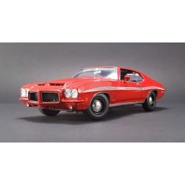 Pontiac LeMans GTO (Cardinal Red) (1972)