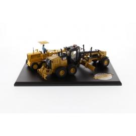 Cat® No. 12 Motor Grader & 12M3 Motor Grader