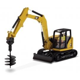 Cat® 308 CR Mini Hydraulic Excavator