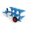 Lemken Opal 090 3-Furrow Reversible Plough