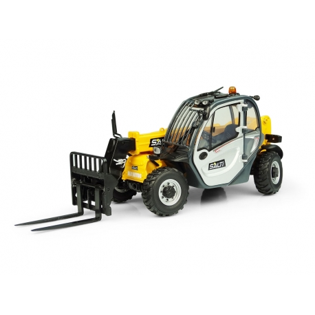 """Manitou MT 625 Telehandler with Fork - """"Salti"""" Livery"""