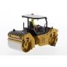 Cat® CB13 Tandem Vibratory Roller - ROPS Configuration