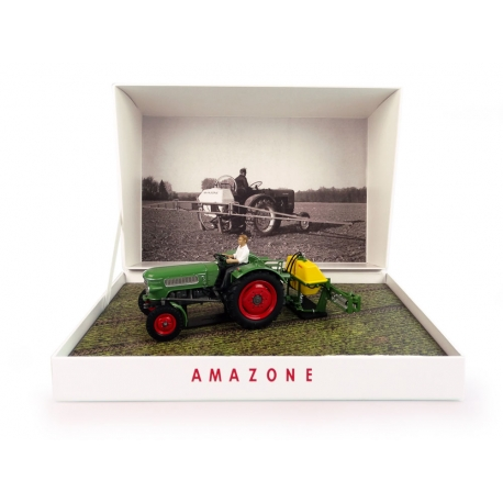 Amazone S300 Sprayer & Fendt Farmer 2 with Driver Box Set