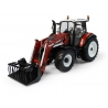 "New Holland T5.120 ""Centenario"" with 740TL Front Loader in Terracotta Colour"