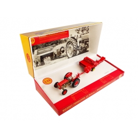 Massey Ferguson 35 Deluxe & Massey-Harris No. 3 Baler Box Set