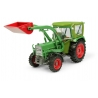 Fendt Farmer 5S 4WD with Peko Cab & BAAS Front Loader