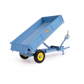 "Weeks ""Popular"" 3.5 Ton Hydraulic Tipping Trailer"
