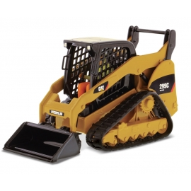 Cat® 299C Compact Track Loader