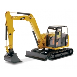 Cat® 308E2 CR SB Mini Hydraulic Excavator