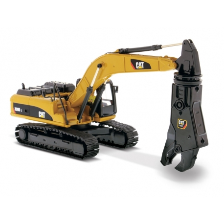 Cat® 330D L Hydraulic Excavator with Shear
