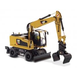 Cat® M318F Wheeled Excavator