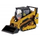 Cat® 259D Skid Steer with 3 Removable Attachments