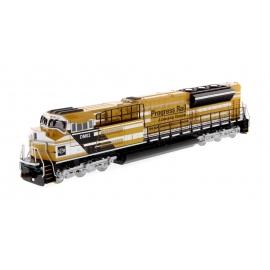 "EMD SD70ACe-T4 Locomotive ""Progress Rail"" (Yellow & Black)"