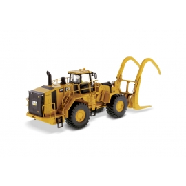Cat® 988K Wheel Loader with Grapple