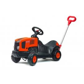 Kubota M7151 Push-Along Tractor with Push Bar
