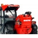Manitou MLT 625-75 H Telehandler with Bale Clamp