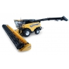 New Holland CR10.90 Combine with Front Wheels