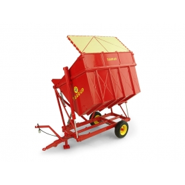 Taarup Tipvogn T3 Chaser Trailer