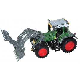 Fendt 939 Vario with Front Loader