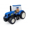 New Holland Tractor Building Block Kit