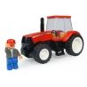 CASE IH Tractor Building Block Kit