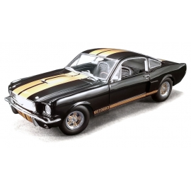 """Shelby GT350H """"Rent-A-Racer"""" (Black with Gold Stripes) (1966)"""