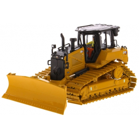 Cat® D6 XE LGP Track-Type Tractor with VPAT Blade