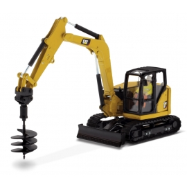 Cat® 308 CR Mini Hydraulic Excavator