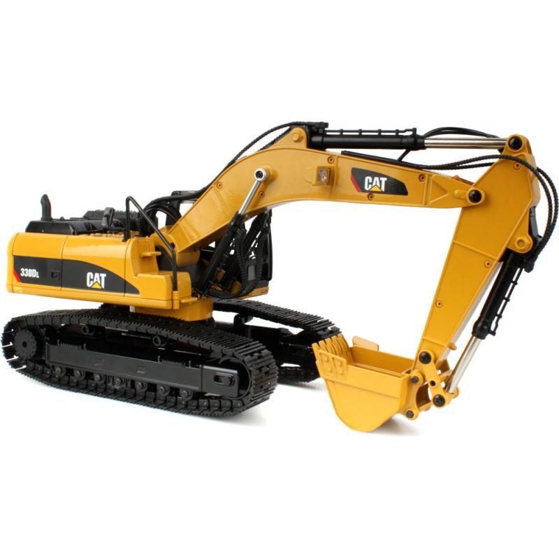 Radio Control Cat 330d L Hydraulic Excavator Accurate Diecast