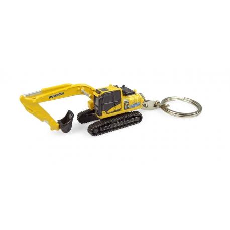 Komatsu HB215LC Hybrid Excavator