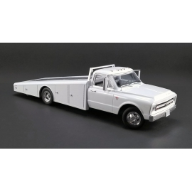 Chevrolet C-30 Ramp Truck (1967) (White)