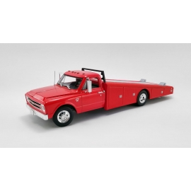 Chevrolet C-30 Ramp Truck (1967) (Red)