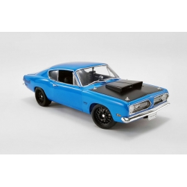 Plymouth Barracuda Street Fighter (1969)
